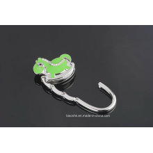 Lovely Design Little Horse Bag Hanger for Promotions