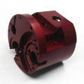 CNC Usinagem de peças de alumínio 7075