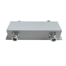 550-3800MHz IP65 N Female 2in 2out Hybrid Coupler / 2: 2 Combiner
