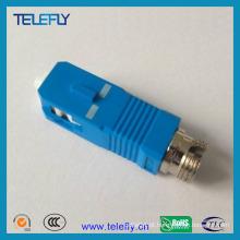 Sc-FC, adaptador de fibra óptica macho para fêmea