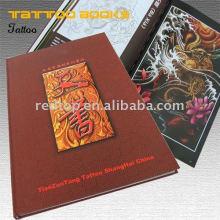 Livre japonais de tatouage japonais 2012