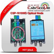 ЦСП-1010wd Catvscope коробка с WDM 2 выходы Оптический приемник/Оптический нод