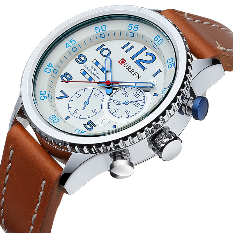 Elegant And Wonderful Quartz Men Watches