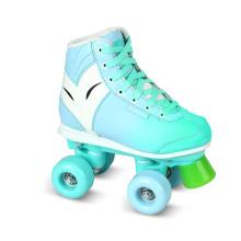 Soft Boot Quad Roller Skate para Crianças (QS-39)