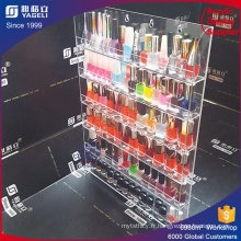 Crystal Clear Acrylic Nailpolish Organizer Wholesale