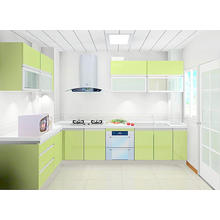 E 1 Grade Easy Fitted Kitchen Cabients