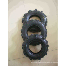 La mano agrícola de la calidad estable equipa el neumático de goma del neumático 4.00-8