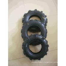 Outils de main agricoles stables de qualité Tire 4.00-8 pneu en caoutchouc