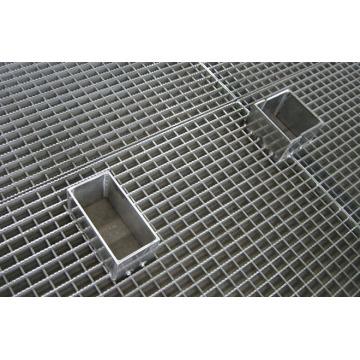 Алюминиевый решетки