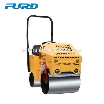 800kg Ride on Double Drum Vibration Roller (FYL-860)