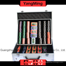 American Dice Poker Chip Set 810PCS (YM-TZCP0042)