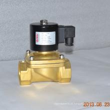 Válvula solenóide de aço inoxidável miniatura dc 5v