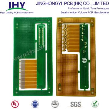 4-lagige starrflexible PCB-Blindlochplatte