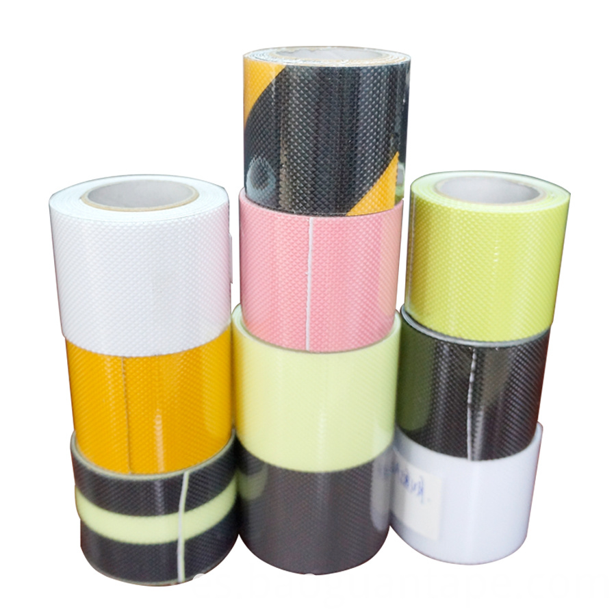 Outdoor Use Single Side Pet Anti Slip Tape2