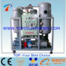 Multi-Functional Turbine Oil Purification Plant Ty