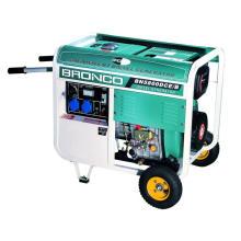 Портативный генератор 5kw бензиновый генератор с GS утвержденный