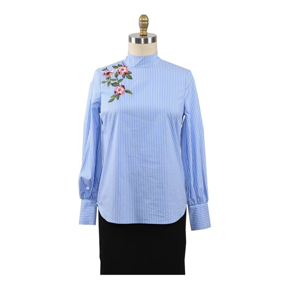embroidery cotton shirts