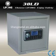 Eelectronic LCD safe box for home and office to put file folders, laptop