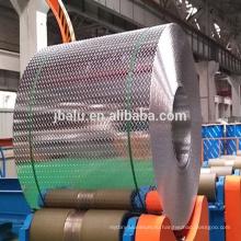 Производство Китай сплав 1060 протектора алюминиевый Диамант клетчатый алюминиевая катушка