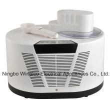 Elétrica automática suave sorveteira com Compressor incorporado