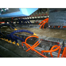 250mm PVC WPC Decorating Panels Extruder Machine Line
