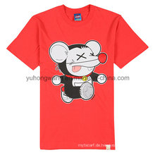 Großhandels-Baumwoll-Kindes bedrucktes T-Shirt