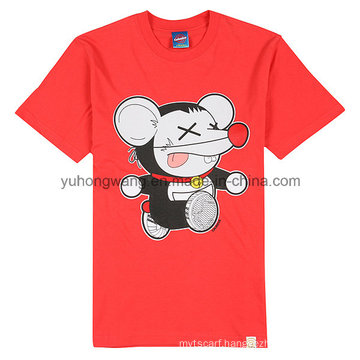 Wholesale Cotton Kid′s Printed T-Shirt