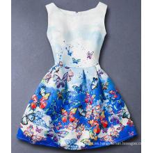 Hermoso vestido para niña y adolescente, vestidos para la hija y Monther