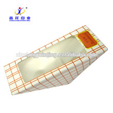 Competitive Price!New Product Top Quality Triangle Sandwich Packaging Paper Box