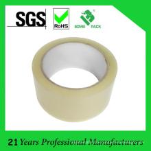 Acryl-wasserbasierter Kleber BOPP transparentes klebendes Verpackungs-Klebeband China Hersteller