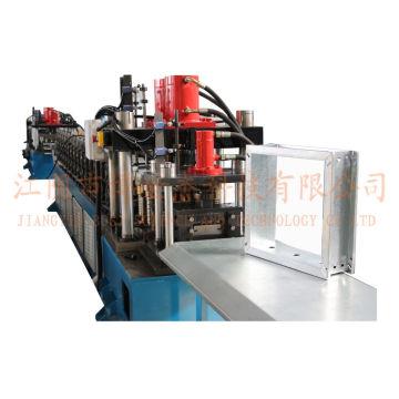 Msfd VCD HVAC Fire Damper Shutter Frame Blade Louver Roll formant la machine