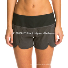 Women shorts for exercise and yoga crossfit