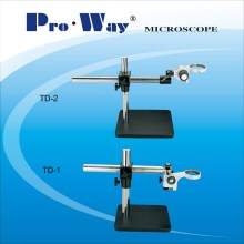 Microscope Accessory Universal Stand with Large Base (TD-1, TD-2)