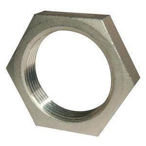 Hex panel nut stainless steel flat nut