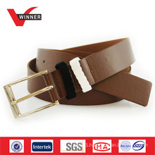 Men Casual Jean PU Belts