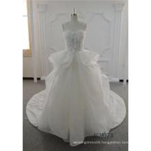 Ivory Long Ball Gown Dresses for Women China Guangzhou Wedding Dress 2017 Ball Gown
