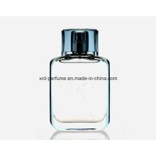 A venda quente recicla o perfume material com garrafa de vidro