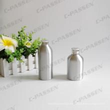 Botella de aluminio vacía para el envasado de polvo de especias