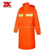Легкая водонепроницаемая куртка из 100% полиэстера