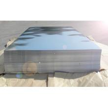 Estándar aluminio placa espesor metal precio entrega corta