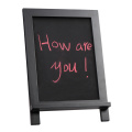 New Black Small Blackboard with Easel for Memo