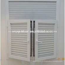Fenêtre en PVC avec volet
