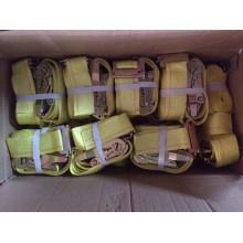 GS Certificates Polyester 50MM/5000KGS Ratchet Lashing Belt