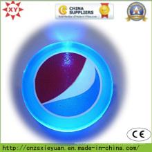 Собственный логотип мигающий значок Pin