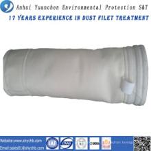 Staubsammler-nichtgewebte Acrylfilter-Tasche für Asphalt-Anlage