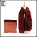 Bufanda vendedora caliente del color sólido del infinito de la manera para las mujeres