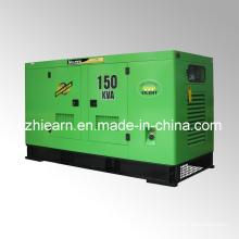 Water-Cooled Diesel Generator Silent Type (GF2-150kVA)