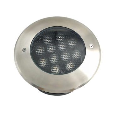 155Mm 230V 12W LED Honey Comb Standfuß