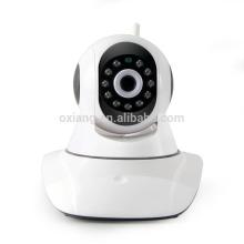 720р HD ночного видения мини телеметрией зум беспроводной IP-камера для дома системы безопасности