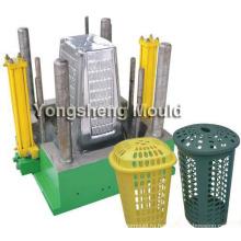 Пластиковые корзины плесень ведро с хорошей стали (YS233)